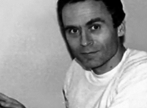 ted bundy with bill hagmaier before execution white shirt (3)