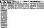 feb 24 1976 bundy case witness is firm in identification