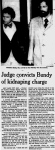 march 2 1976 judge convicts bundy of kidnaping charge