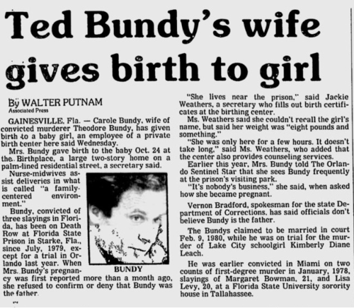 Electric chair execution photos ted bundy - Ted Bundy Daughter Rosa Ted Bundy Daughter