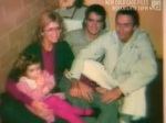 ted bundy with daughter and ugly disgusting woman who bore her the cunt who abandoned him at his time of need i hope she contracted an std and led a miserable life after ted died (3)